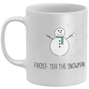 Frost-Tea The Snowman Mug