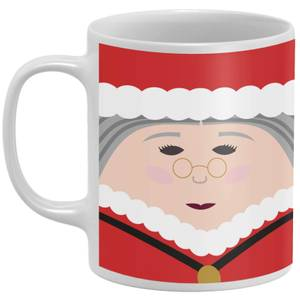 Mrs S Claus Mug