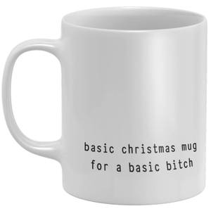 Basic Christmas Mug Mug