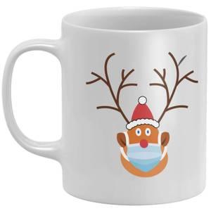 Safe Rudolph Mug
