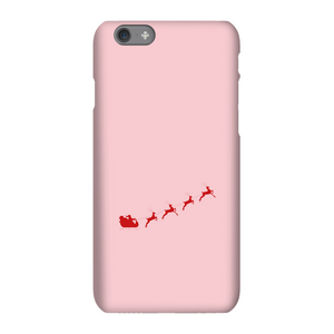 Santa's Sleigh Phone Case for iPhone and Android