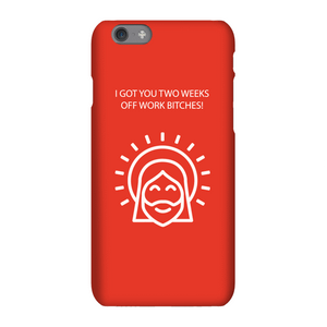 Two Weeks Off Work Phone Case for iPhone and Android