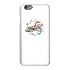 Christmas Tiger Phone Case for iPhone and Android
