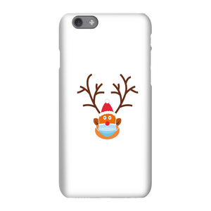Christmas Covid Reindeer Phone Case for iPhone and Android