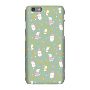 Cute Christmas Pattern Phone Case for iPhone and Android