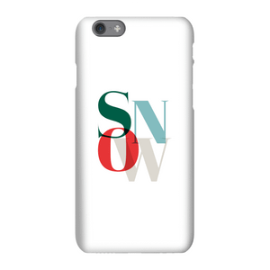 Snow Phone Case for iPhone and Android