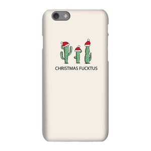 Christmas Fucktus Phone Case for iPhone and Android