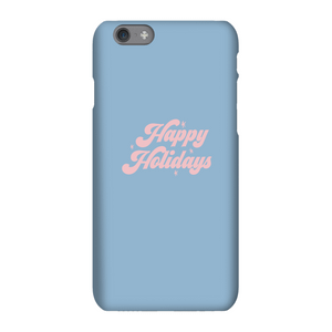 Happy Holidays Phone Case for iPhone and Android