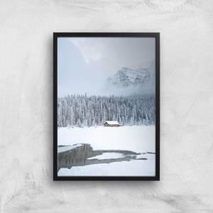 Winter Wonderland Giclee Art Print
