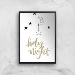 Holy Night Giclee Art Print
