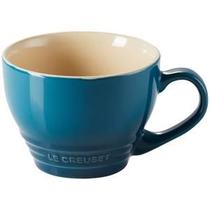 Le Creuset Stoneware Grand Mug - 400ml - Deep Teal