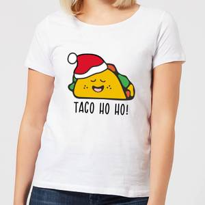 Taco Ho Ho! Women's T-Shirt - White