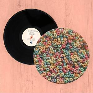 Cheerios Cereal Slip Mat