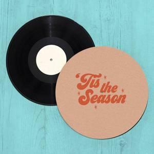 Tis The Season Slip Mat