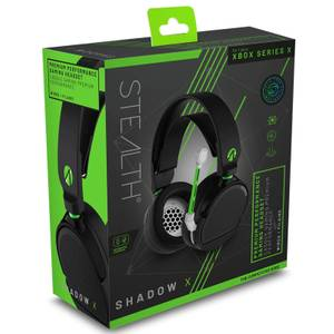 Series X Stereo Gaming Headset Shadow X
