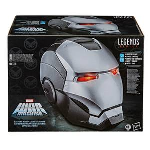 Casco De Máquina De Guerra - Hasbro Marvel Legends (1:1)