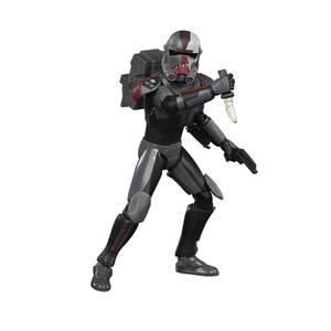 Hasbro Star Wars The Black Series Bad Batch Hunter Action Figure