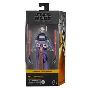 Hasbro Star Wars The Black Series Asajj Ventress Action Figure