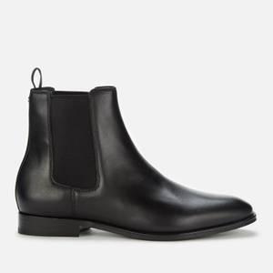Coach Men's Metropolitan Leather Chelsea Boots - Black