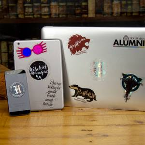 Harry Potter Slogan Gadget Decals