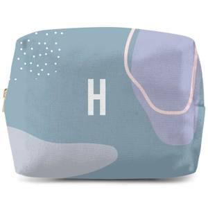 H Make Up Bag