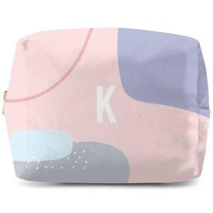 K Make Up Bag