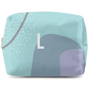 L Make Up Bag