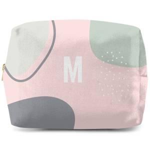 M Make Up Bag