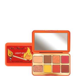 Too Faced Light My Fire Doll Sized Eyeshadow Palette
