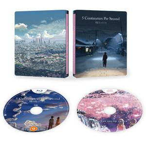 5 Centimeters Per Second - Collector's Edition Steelbook