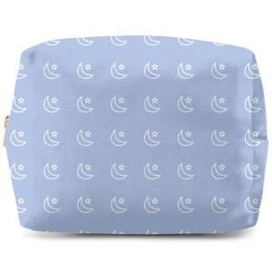 Moon And Stars Wash Bag