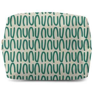 Green Natural Wash Bag