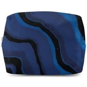 Blue Wash Bag