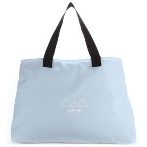 Explore Large Tote Bag