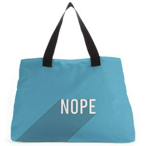 Nope Large Tote Bag