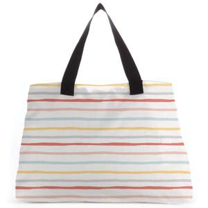 Stripes Large Tote Bag