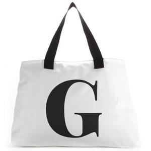 G Large Tote Bag