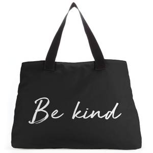 Be Kind Large Tote Bag