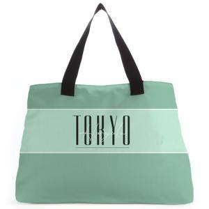 Tokyo Large Tote Bag