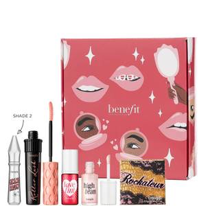 benefit Rock, Roll & Glow! Full Face Kit (Various Shades)