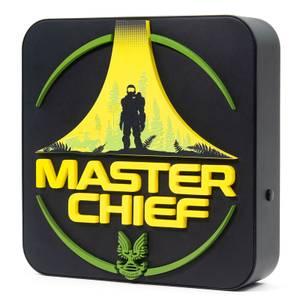 Lámpara de escritorio/pared Halo Infinite Master Chief