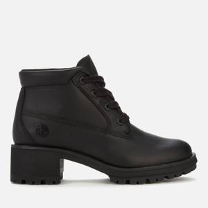 Timberland Women's Kinsley Waterproof Nellie Boots - Jet Black