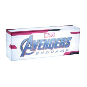 Hot Toys Marvel Avengers: Endgame Logo Lightbox - UK Exclusive
