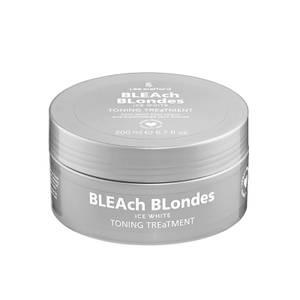 Lee Stafford Bleach Blondes Ice White Toning Treatment Mask 6.76 fl. oz