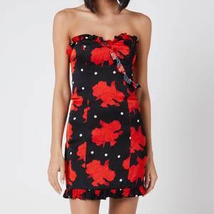 De La Vali Women's Dolly Dress - Spanish Floral