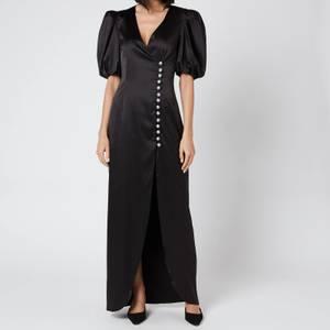 De La Vali Women's Ohio Dress - Black Solid