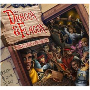 Dragon and Flagon - Board & Card Game