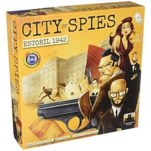 City of Spies Estoril 1942 - Card Game