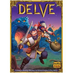 Delve - Board & Card Game