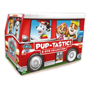 Paw Patrol Pup-Tastic 8-DVD Collection
